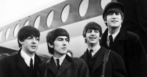 The Beatles kommer från Liverpool